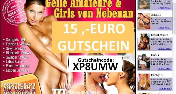 777Livecams Gutschein