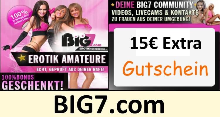 big7 Gutschein