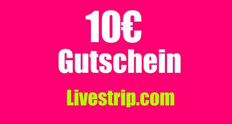 Live Strip Gutscheincode