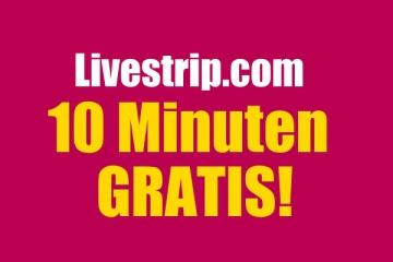 Livestrip 10 Minuten