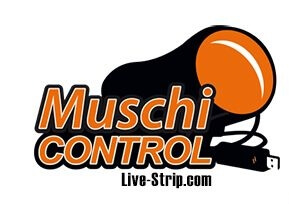 Live-Strip Muschi-Control