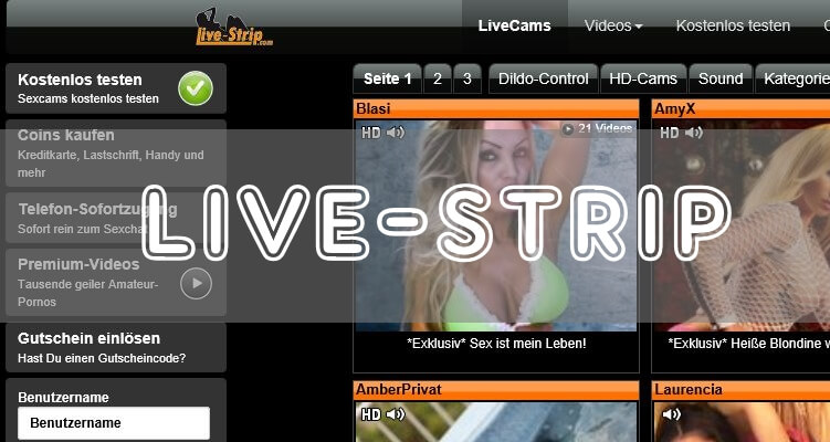 live strip sexcam