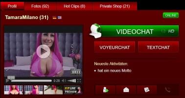 free livecam escort kiel