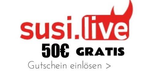 susi.live gutschein 50